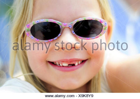 blond girl - Stock Photo