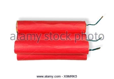 dynamite sticks - Stock Photo