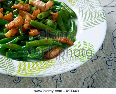 Schinkenspeck - Stock Photo