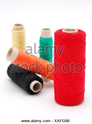 Color threads - Stock Photo
