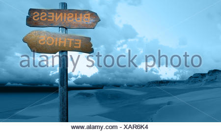 business - ethics - Stock Photo