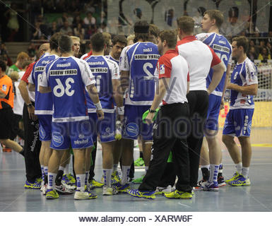 SC Magdeburg - TBV Lemgo - Stock Photo