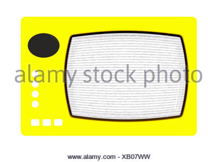 antenna, screen, digital, television, tv, televisions, picture tube, image - Stock Photo