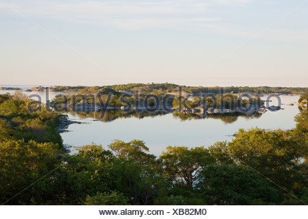 Archipelago in the summer - Stock Photo
