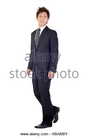 office walk go going walking look glancing see view looking peeking looking at - Stock Photo