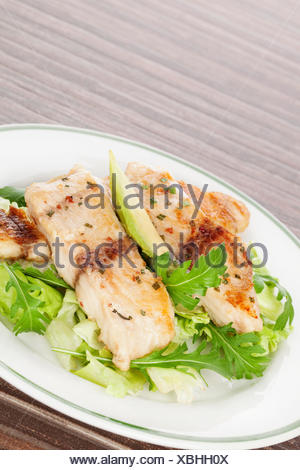 gourmet, mediterran, avocado, food, aliment, pepper, spice, water, - Stock Photo