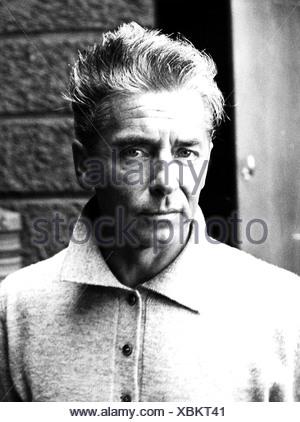 Karajan, Herbert von, 5.4.1908 - 16.7.1989, Austrian conductor, portrait, 1960s, - Stock Photo