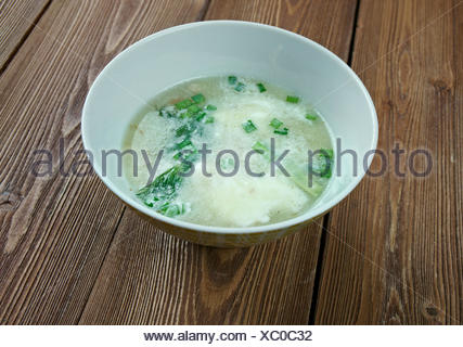 Sauer Suppe - Stock Photo
