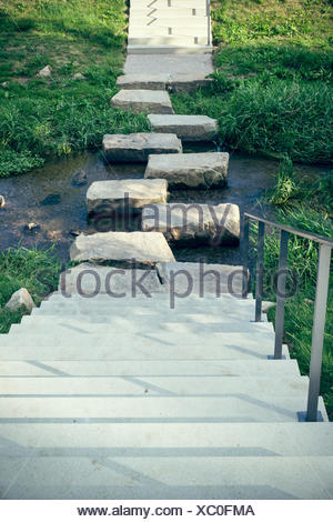 Create bridges - Stock Photo