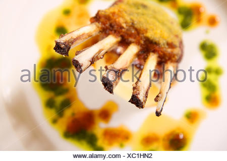 restaurant food aliment gastronomy boil cooks boiling cooking main course - Stock Photo