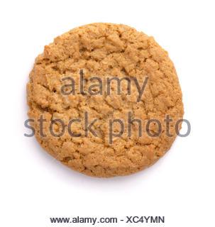 Oatmeal cookie - Stock Photo