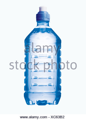 A water bottle - Stock Photo
