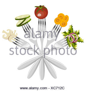 food, aliment, leaf, health, life, exist, existence, living, lives, live, - Stock Photo