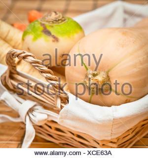 Winter crop - Stock Photo