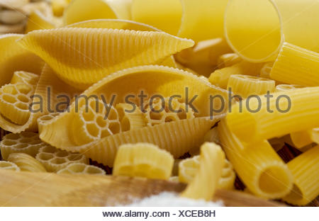 Italian pasta food - Stock Photo