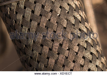 Diamond Wire Mesh Roll - Stock Photo