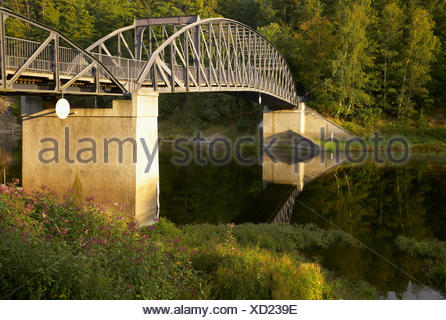 Bridge in Harra - Stock Photo