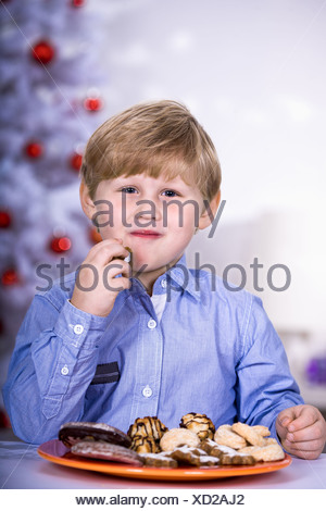 xmas bakery - Stock Photo