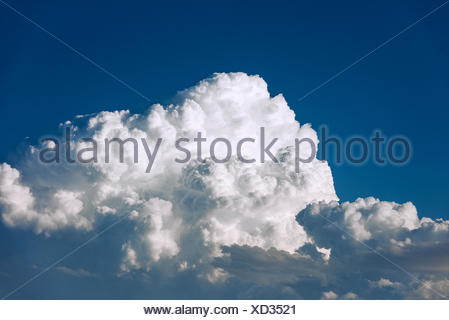Cloud formation. - Stock Photo
