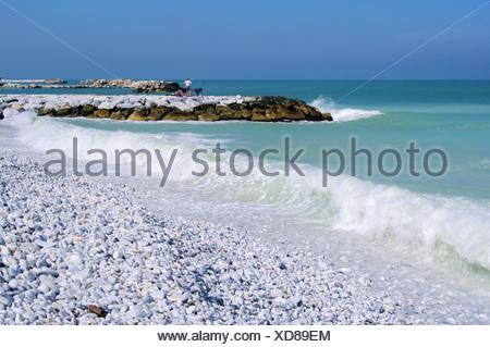 pisa beach - pisa beach 01 - Stock Photo