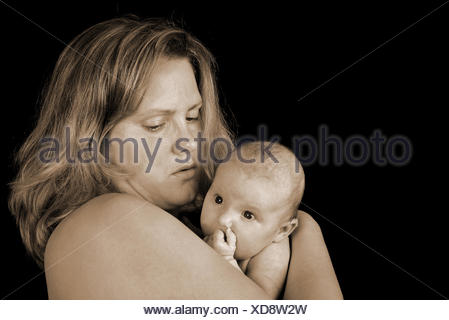 Motherly love - Stock Photo