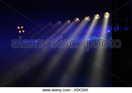 bluelight - Stock Photo
