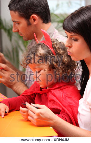 satan, wise, attentive, alert, friendly, teachably, concise, pronounced, - Stock Photo