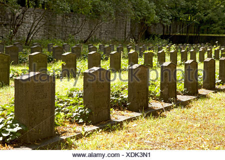 Historically, cemetery, gravestone, Judaism, - Stock Photo