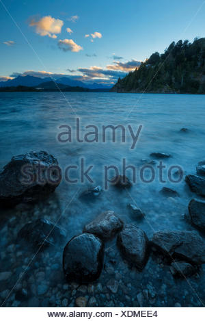 South America,Argentina,Patagonia,Rio Negro,Nahuel Huapi,National Park - Stock Photo