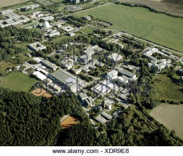 Max Planck institut, Germany, Bavaria, Garching - Stock Photo