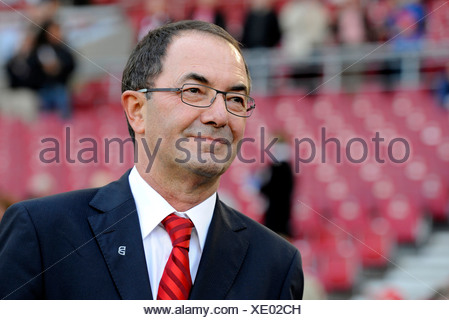 Erwin STAUDT CEO VfB Stuttgart - Stock Photo