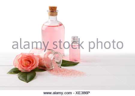 Spa and health care items - Stock Photo