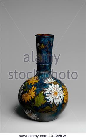 Vase Maker John Bennett 1840 1907 Date 1877 Geography Made