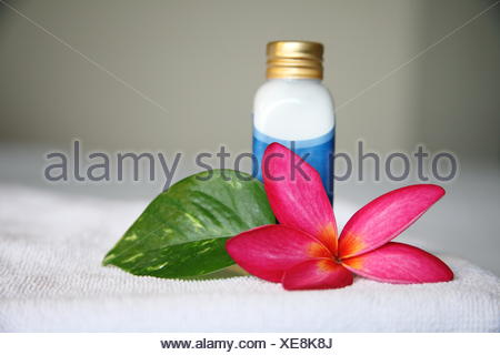 wellness products - Stock Photo