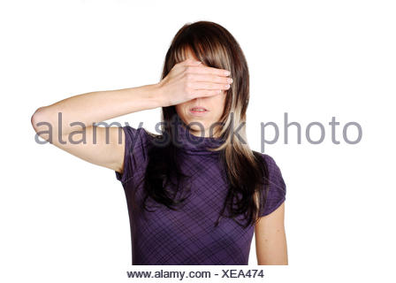 see nothing (bad) - Stock Photo