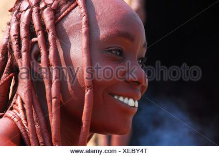 Namibische Damen