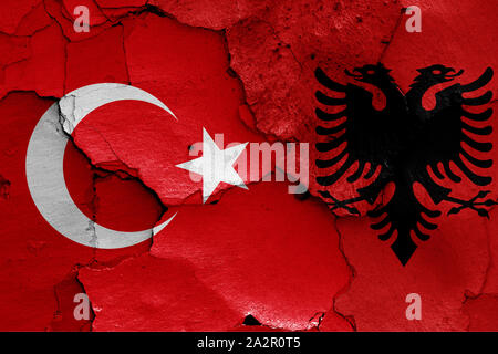 Albanien Und Türkei
