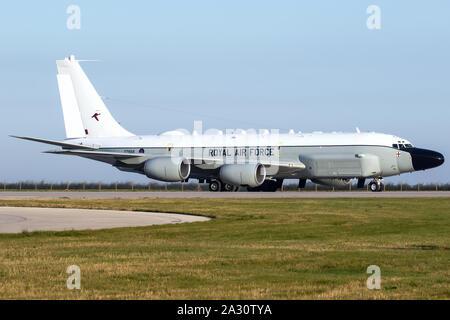 Nietverbindung RC-135 W - Stockfoto