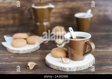 Köstliche Kalte Dessert Mit Einem Angenehmen Geschmack Von