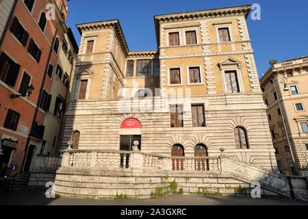 Italien, Rom, Museo barracco, Piccola farnesina - Stockfoto