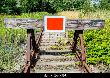 Puffer Zug Eisenbahn - Stockfoto