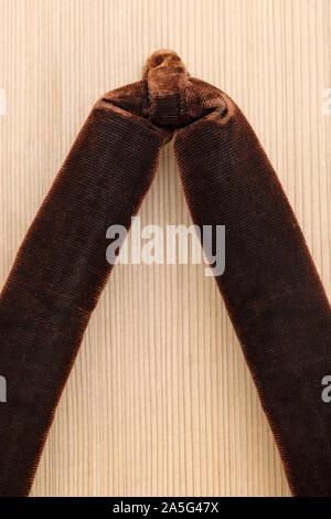 Traditionelle japanische Sandalen Zori - Stockfoto