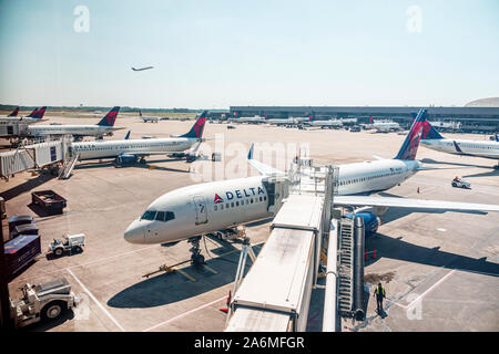 Atlanta Abflug