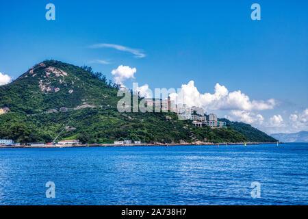 Stanley Harbour, Hong Kong - Stockfoto