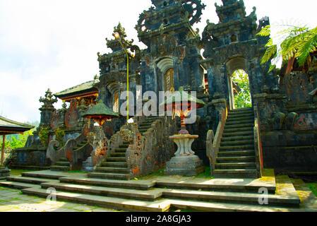 Besakih Tempel - Bali - Indonesien - Stockfoto