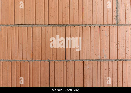Ziegelmauer - Stockfoto