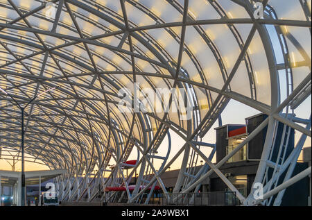 Hartsfield-Jackson Atlanta International Airport in Atlanta, Georgia. (USA) - Stockfoto