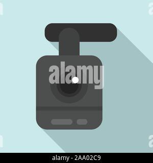 Dvr-Symbol. Flache Darstellung von dvr-Vektor Symbol für Web Design - Stockfoto