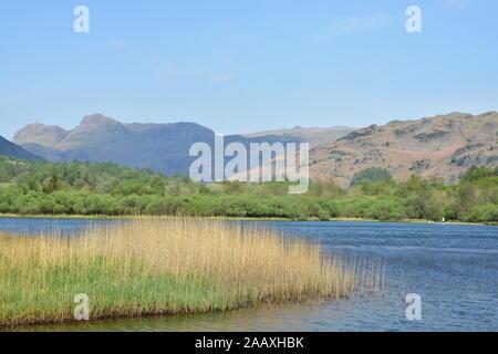Elter Wasser, Cumbria - Stockfoto