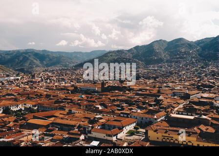 Cuzco - Stockfoto